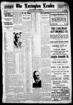 Lovington Leader, 11-17-1916 by Wesley McCallister