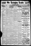 Lovington Leader, 12-15-1916 by Wesley McCallister