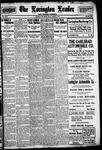 Lovington Leader, 01-12-1917 by Wesley McCallister