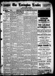 Lovington Leader, 01-19-1917 by Wesley McCallister