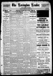 Lovington Leader, 02-09-1917 by Wesley McCallister