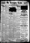 Lovington Leader, 02-23-1917 by Wesley McCallister