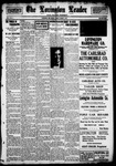 Lovington Leader, 03-02-1917 by Wesley McCallister