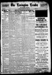 Lovington Leader, 03-16-1917 by Wesley McCallister