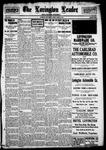 Lovington Leader, 03-30-1917 by Wesley McCallister