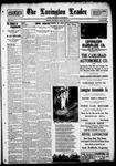 Lovington Leader, 04-06-1917 by Wesley McCallister