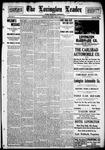 Lovington Leader, 04-13-1917 by Wesley McCallister