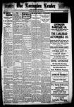 Lovington Leader, 04-27-1917 by Wesley McCallister