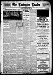 Lovington Leader, 05-11-1917 by Wesley McCallister