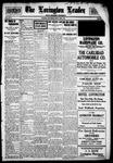 Lovington Leader, 06-01-1917 by Wesley McCallister