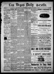 Las Vegas Daily Gazette, 02-10-1886 by J. H. Koogler