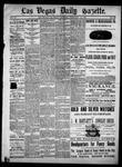 Las Vegas Daily Gazette, 02-12-1886 by J. H. Koogler