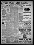 Las Vegas Daily Gazette, 02-18-1886 by J. H. Koogler