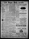Las Vegas Daily Gazette, 02-19-1886 by J. H. Koogler