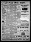 Las Vegas Daily Gazette, 02-20-1886 by J. H. Koogler