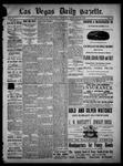 Las Vegas Daily Gazette, 02-24-1886 by J. H. Koogler