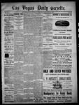 Las Vegas Daily Gazette, 02-25-1886 by J. H. Koogler