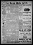 Las Vegas Daily Gazette, 02-26-1886 by J. H. Koogler