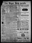 Las Vegas Daily Gazette, 02-27-1886 by J. H. Koogler