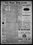 Las Vegas Daily Gazette, 03-02-1886 by J. H. Koogler