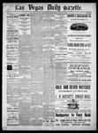 Las Vegas Daily Gazette, 03-03-1886 by J. H. Koogler