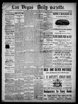 Las Vegas Daily Gazette, 03-04-1886 by J. H. Koogler