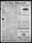 Las Vegas Daily Gazette, 03-05-1886 by J. H. Koogler