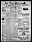 Las Vegas Daily Gazette, 03-06-1886 by J. H. Koogler