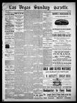 Las Vegas Daily Gazette, 03-07-1886 by J. H. Koogler