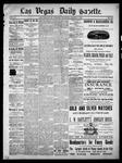 Las Vegas Daily Gazette, 03-09-1886 by J. H. Koogler