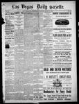Las Vegas Daily Gazette, 03-10-1886 by J. H. Koogler