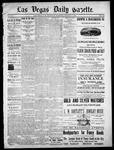Las Vegas Daily Gazette, 03-11-1886 by J. H. Koogler