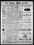 Las Vegas Daily Gazette, 03-13-1886 by J. H. Koogler