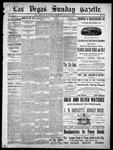 Las Vegas Daily Gazette, 03-14-1886 by J. H. Koogler