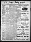 Las Vegas Daily Gazette, 03-16-1886 by J. H. Koogler
