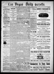 Las Vegas Daily Gazette, 03-17-1886 by J. H. Koogler