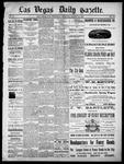 Las Vegas Daily Gazette, 03-18-1886 by J. H. Koogler