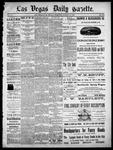 Las Vegas Daily Gazette, 03-19-1886 by J. H. Koogler