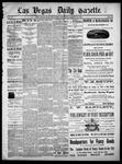 Las Vegas Daily Gazette, 03-20-1886 by J. H. Koogler
