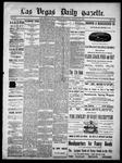 Las Vegas Daily Gazette, 03-23-1886 by J. H. Koogler