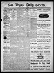 Las Vegas Daily Gazette, 03-25-1886 by J. H. Koogler