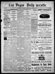 Las Vegas Daily Gazette, 03-26-1886 by J. H. Koogler