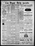 Las Vegas Daily Gazette, 03-27-1886 by J. H. Koogler