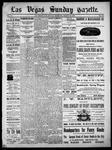 Las Vegas Daily Gazette, 03-28-1886 by J. H. Koogler