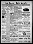 Las Vegas Daily Gazette, 03-30-1886 by J. H. Koogler