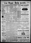 Las Vegas Daily Gazette, 04-01-1886 by J. H. Koogler