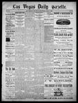 Las Vegas Daily Gazette, 04-02-1886 by J. H. Koogler