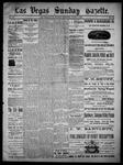 Las Vegas Daily Gazette, 04-04-1886 by J. H. Koogler