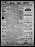 Las Vegas Daily Gazette, 04-06-1886 by J. H. Koogler