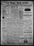 Las Vegas Daily Gazette, 04-07-1886 by J. H. Koogler